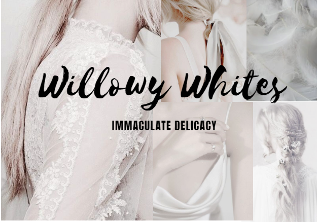 White Opulence- From Decor to Dress